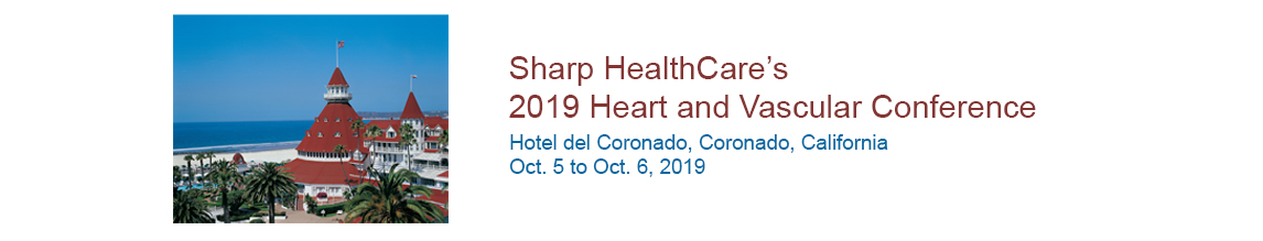 Heart and Vascular Conference - October 5-6, 2019