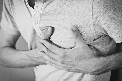 SHC Clinical Documentation Improvement - Chest Pain - Online Banner